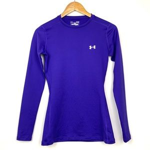 Under Armour | Coldgear Fitted Long Sleeve Running